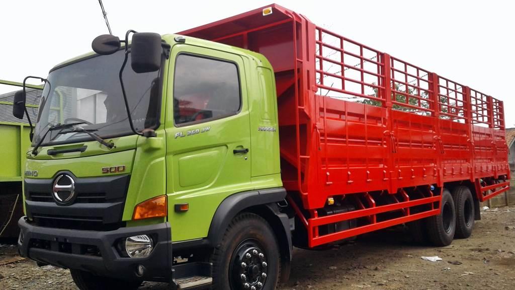 Sewa Truck Tronton Bak Three Way